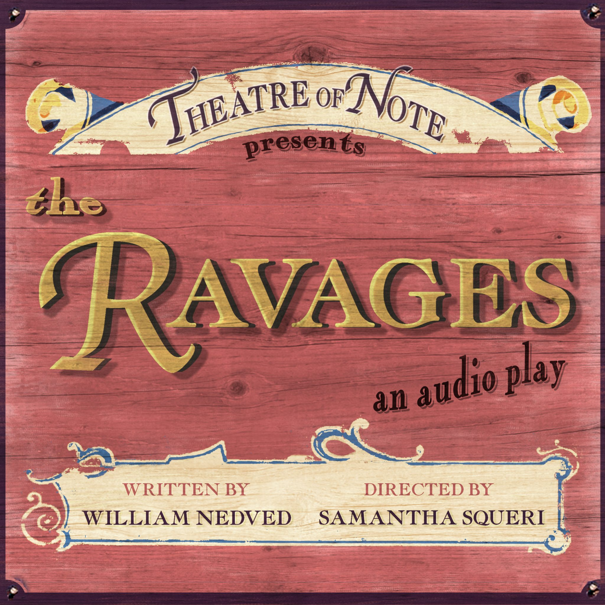 Theatre of NOTE Presents