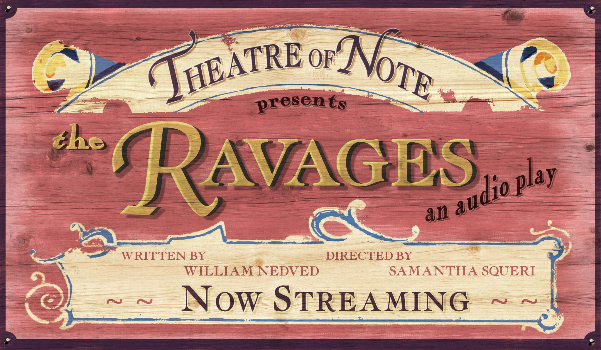 The Ravages Logo